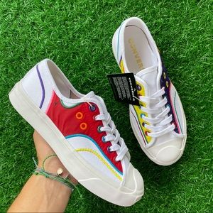 Converse Jack Purcell Ox White Make It Your Own